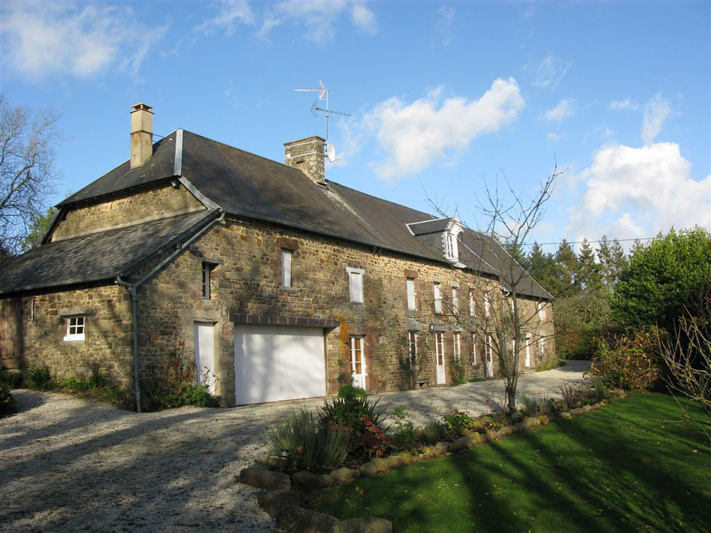 Le Mesnil Gonfroy Rental House Normandy